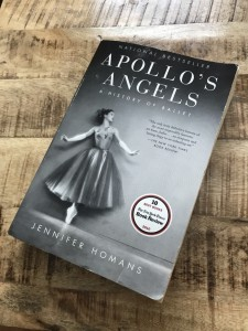 A copy of Apollo's Angels