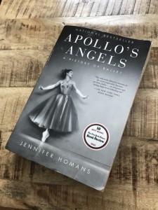 A copy of Apollo's Angels